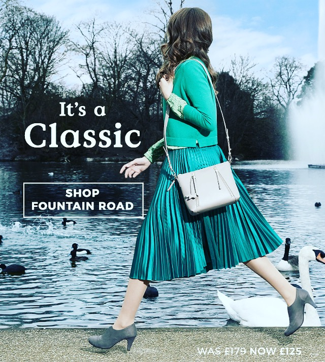 Fashion Stylist Mair Joint for Radley London