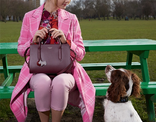 Fashion stylist for radley London by Mair Joint